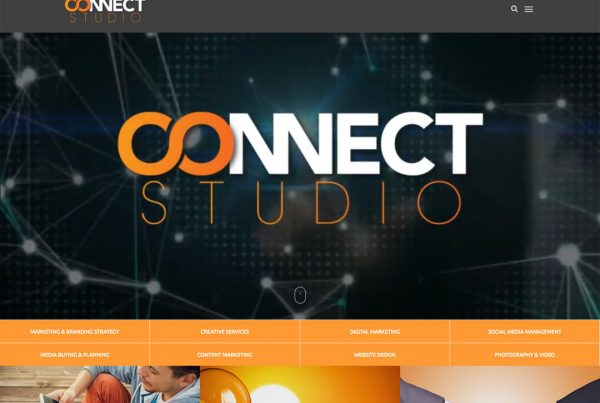 Connect Studio - Designer Web Design