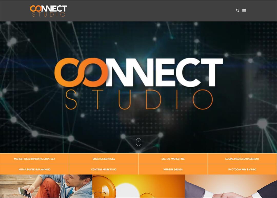 Connect Studio - Designer Web Design