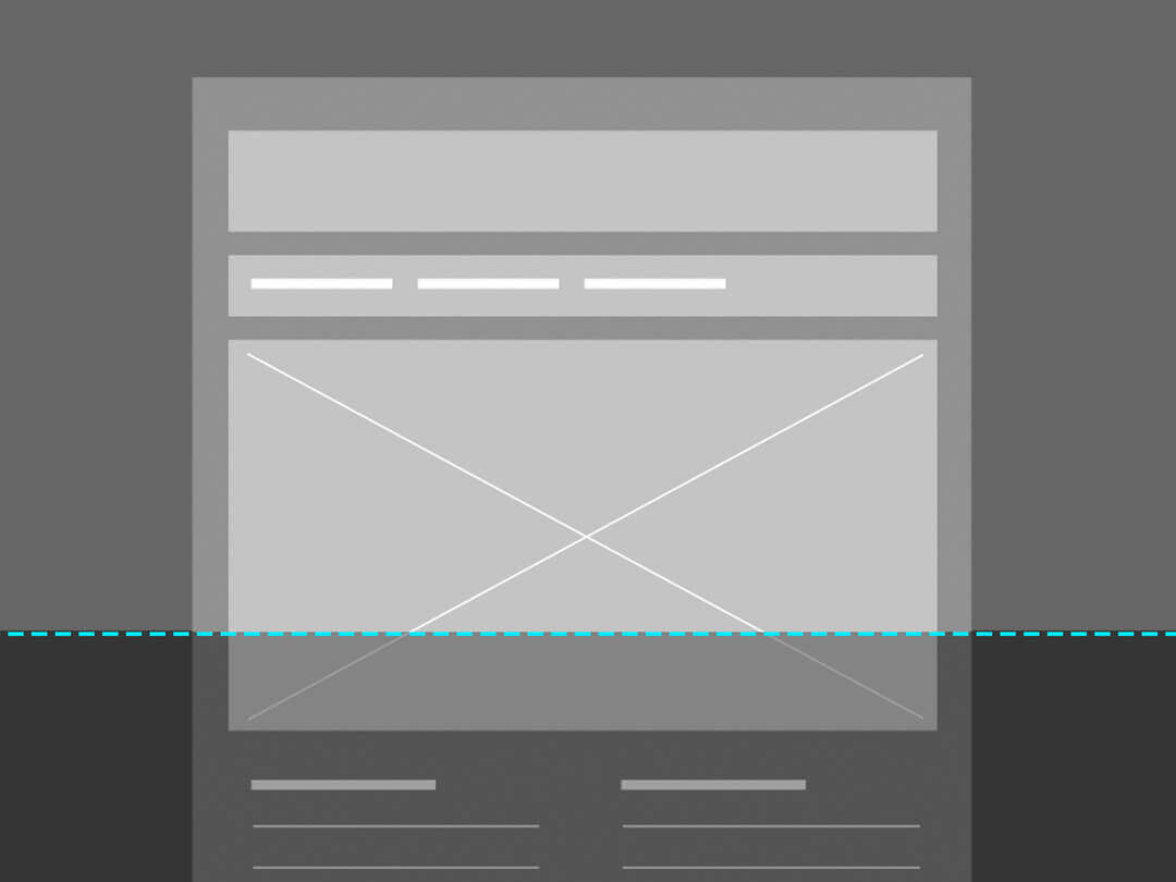 The Fold Web Design