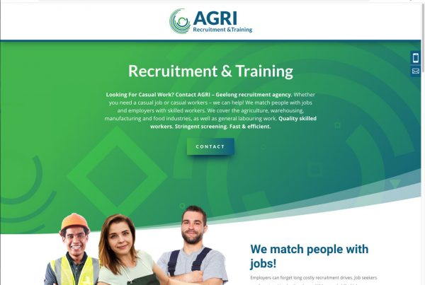 AGRI Recruitment Training Geelong