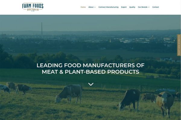 Farm Foods - Food manufacturer for supermarkets