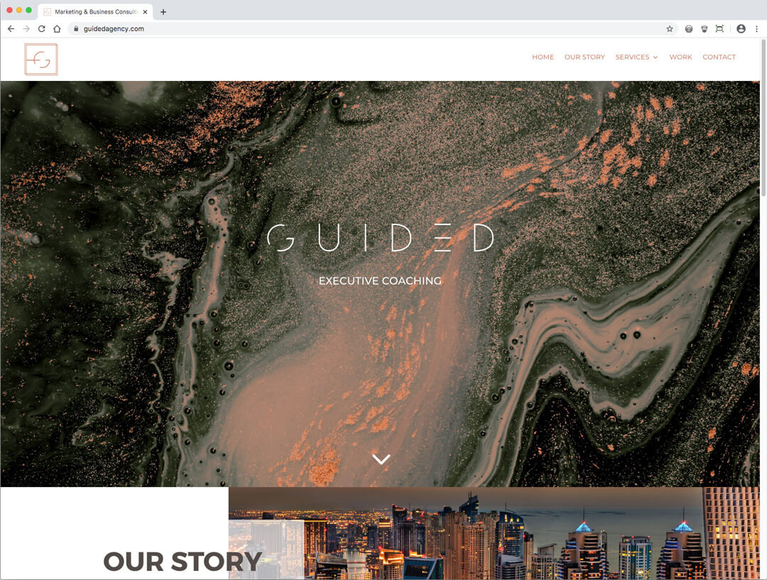 Guided Agency