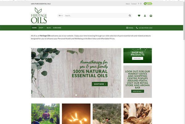 Heritage Oils