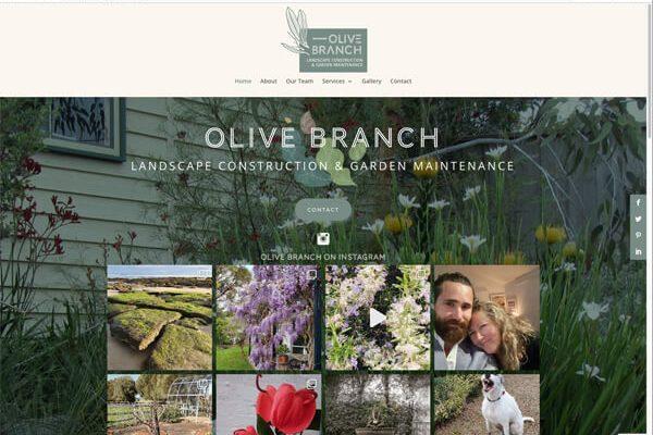 Olive Branch Landscaping