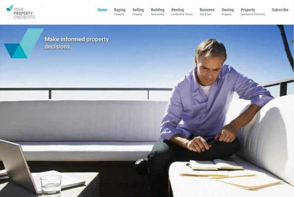 Your Property Checklists