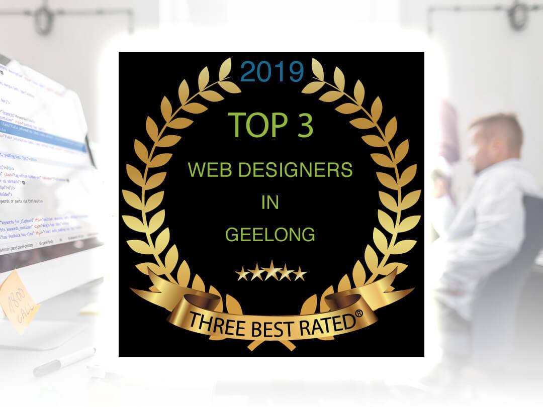 Top web design agency Geelong