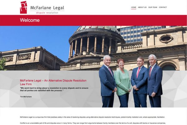 Mcfarlane Legal - Resolution Lawyers Melbourne